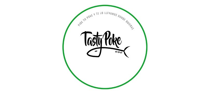 logo tasty poke